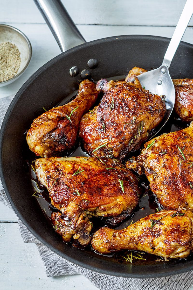 Chicken Legs Recipe Healthy  Healthy Dinner Recipes 22 Fast Meals for Busy Nights