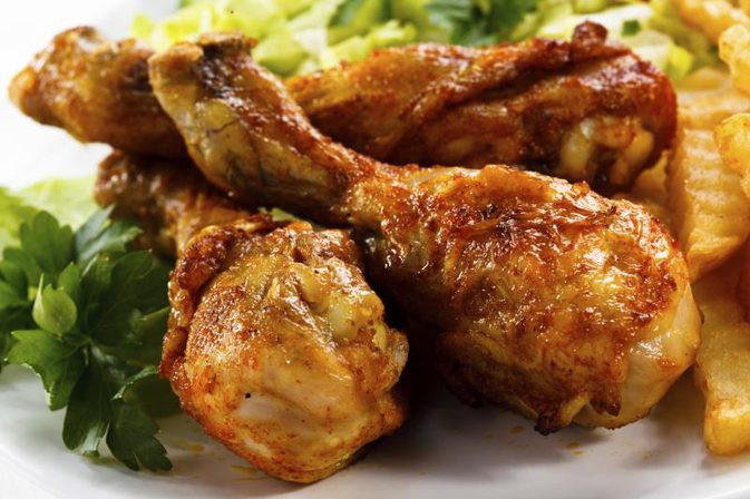 Chicken Legs Recipe Healthy  Are Chicken Legs Healthy to Eat