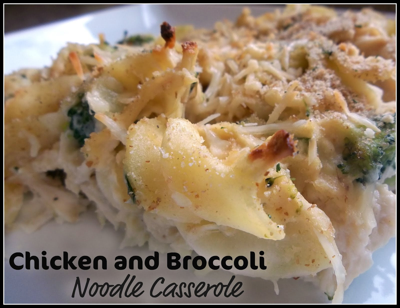 Chicken Noodle Casserole Healthy top 20 Chicken and Broccoli Noodle Casserole