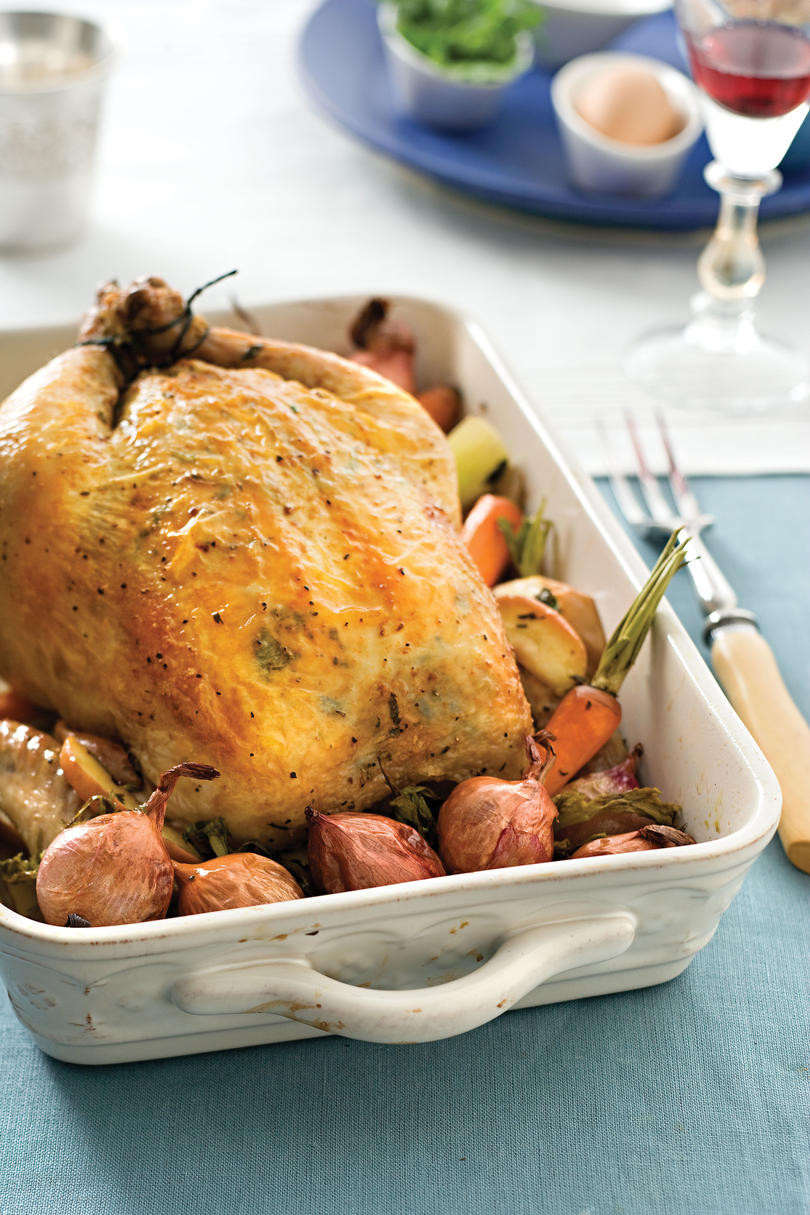 Chicken Recipe For Easter Dinner  Traditional Easter Dinner Recipes Southern Living