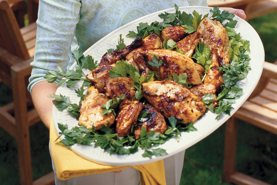 Chicken Recipes For Easter Dinner  Lexington Style Grilled Chicken Traditional Easter