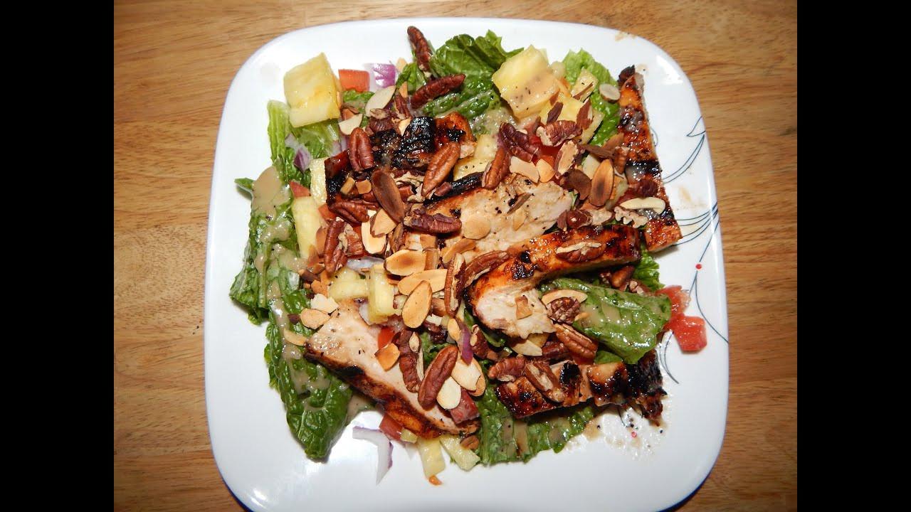 Chicken Salad Healthy  healthy chicken salad recipe easy