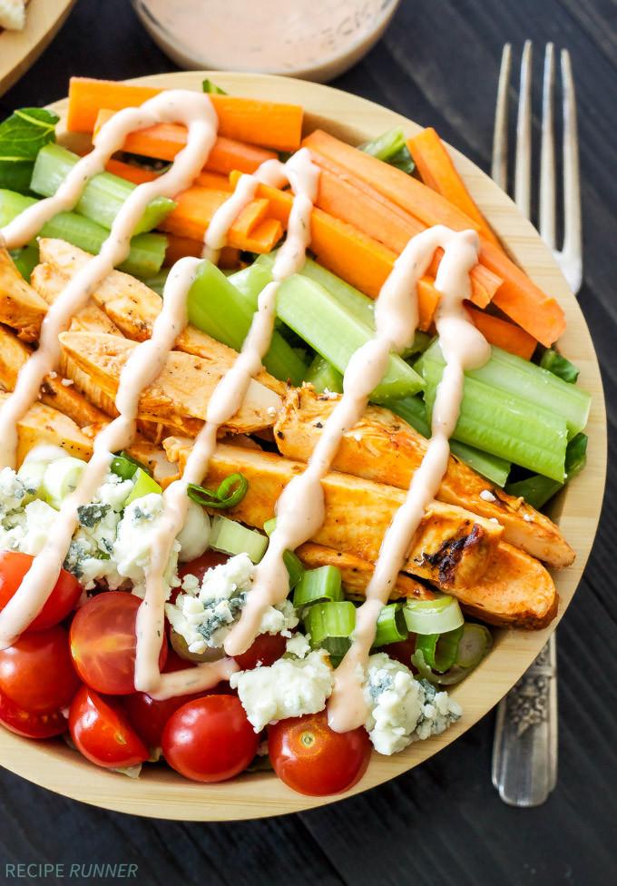 Chicken Salad Recipe Healthy  Healthy Grilled Chicken Waldorf Salad Recipe Runner
