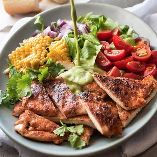 Chicken Salad Recipes Healthy  Healthy Caprese Salad Recipe
