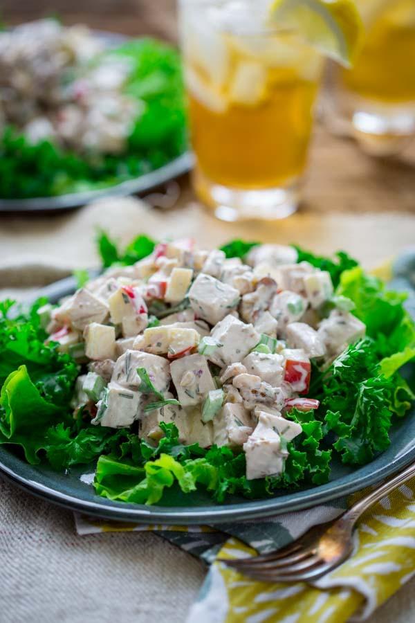 Chicken Salad Recipes Healthy  Healthy Chicken Salad Recipes — Dishmaps