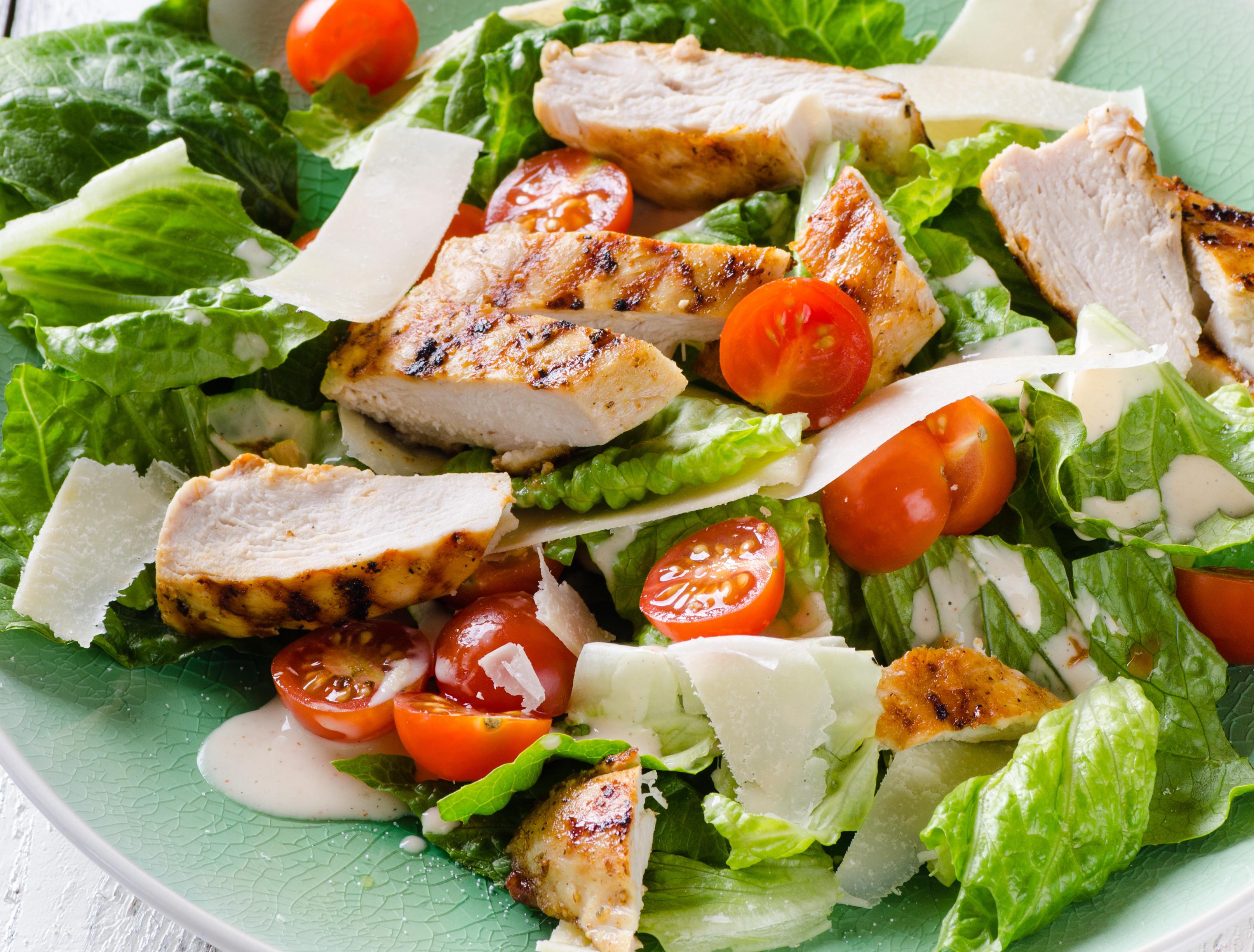 Chicken Salads Healthy  Easy Chicken Salad Recipe