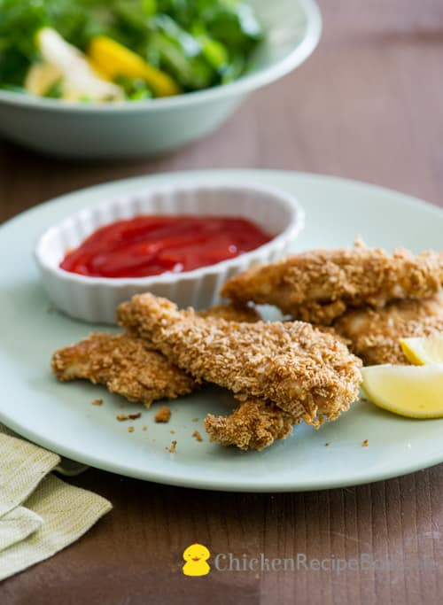 Chicken Tenders Healthy Recipes  20 Low Fat Easy & Healthy Chicken Recipes