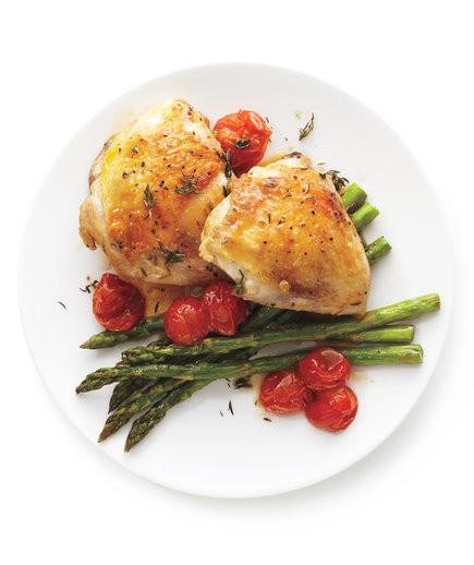 Chicken Thighs Healthy  healthy chicken thigh recipes