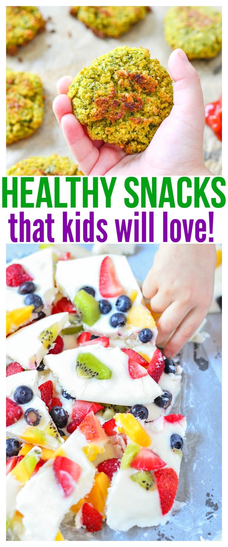 Childrens Healthy Snacks  Healthy Snacks for Kids Courtney s Sweets