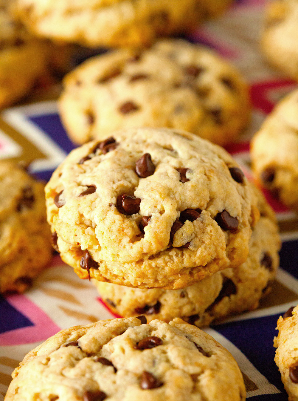 Chocolate Chip Cookies Recipe Healthy  Unbelievably Healthy Chocolate Chip Cookies