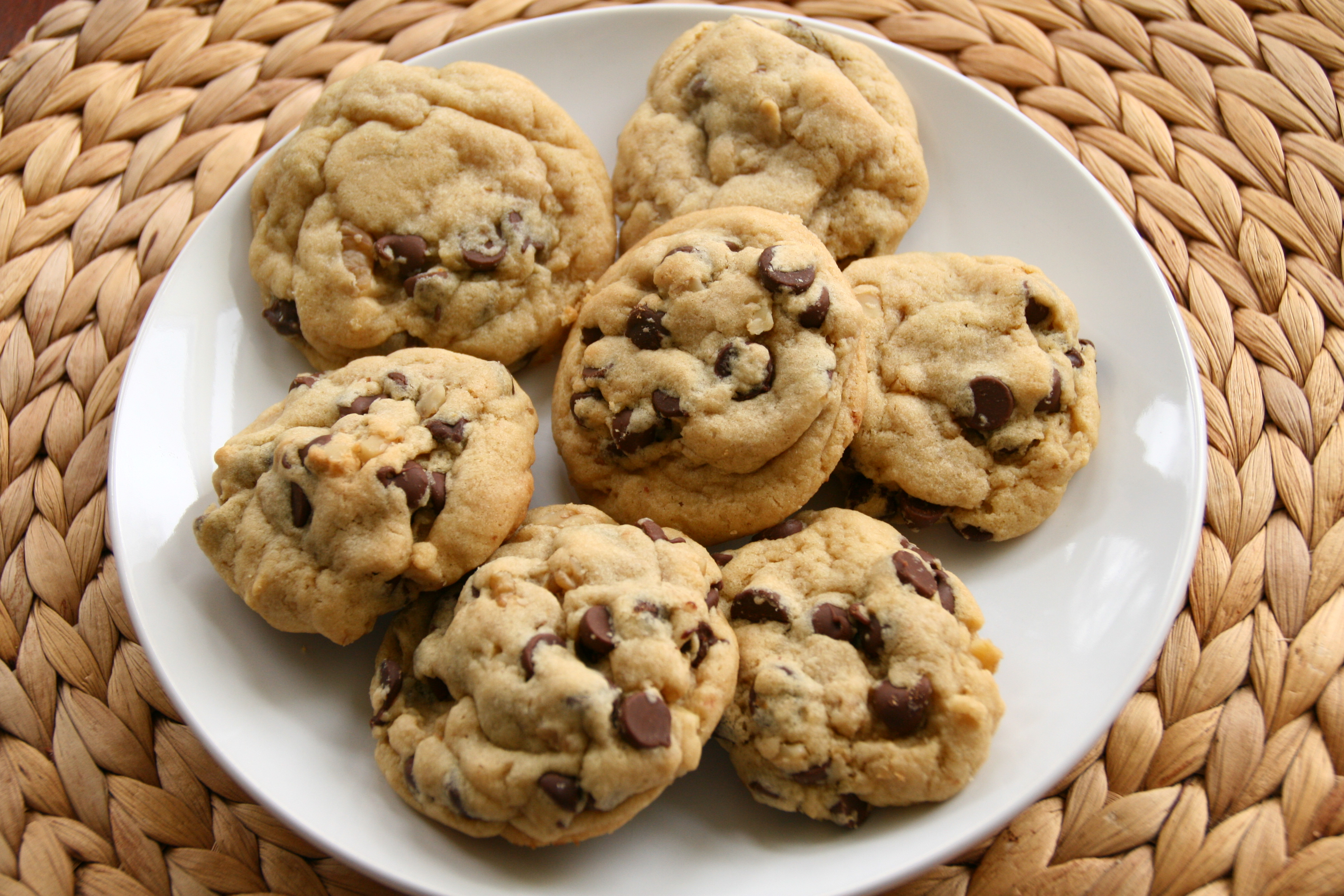Chocolate Chip Cookies Recipe Healthy  My Favorite Chocolate Chip Cookie Recipe that isn t