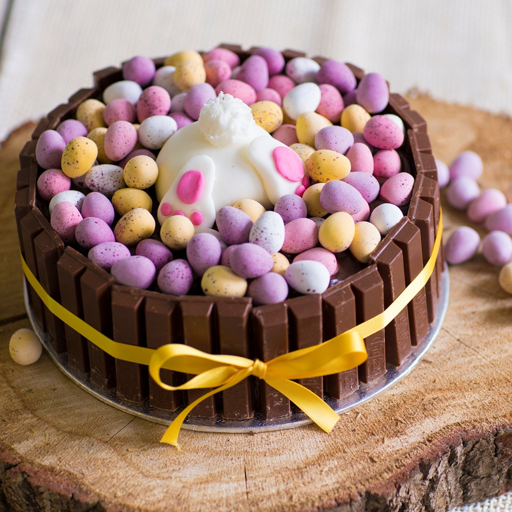 Chocolate Easter Cake  Easter Cake Happy Easter Yummy And Testy Cakes Ideas