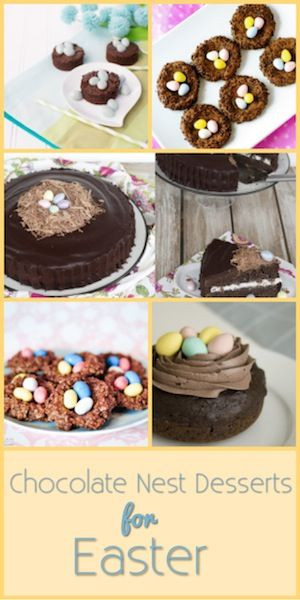 Chocolate Easter Desserts the Best Pinterest