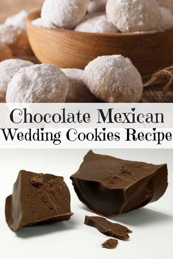 Chocolate Mexican Wedding Cookies  Mexican Wedding Cookies Nut Free Gluten Free Vegan