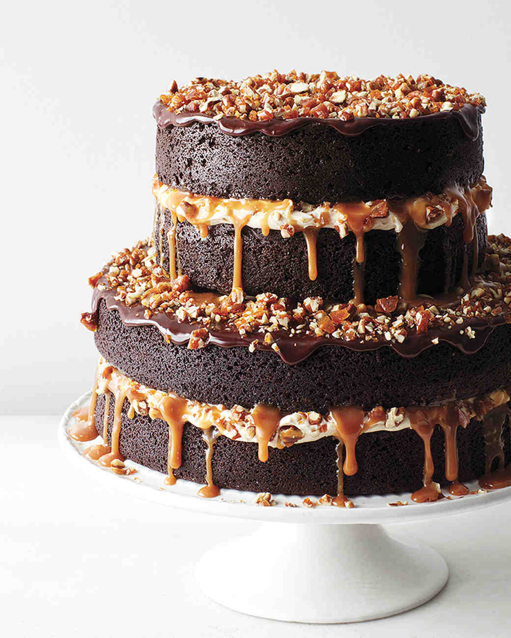 Chocolate Wedding Cakes Pictures  29 Chocolate Wedding Cake Ideas That Will Blow Your Guests