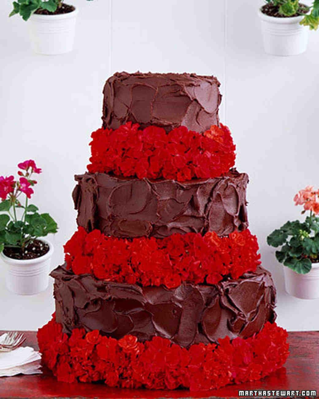 Chocolate Wedding Cakes  Chocolate Cakes Devil s Food Cake Recipe