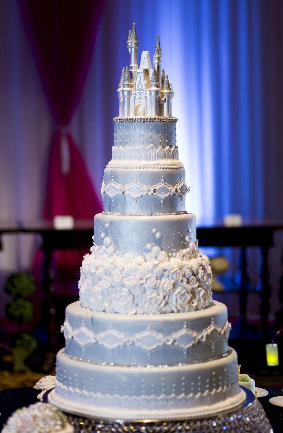 Cinderella Wedding Cakes  Cinderella Theme Wedding Marvelous Ideas – WeddCeremony