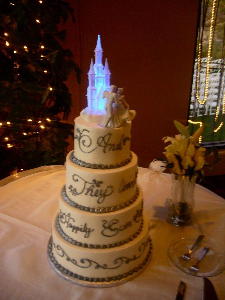 Cinderella Wedding Cakes  Cinderella Wedding Cake My Tucson Wedding