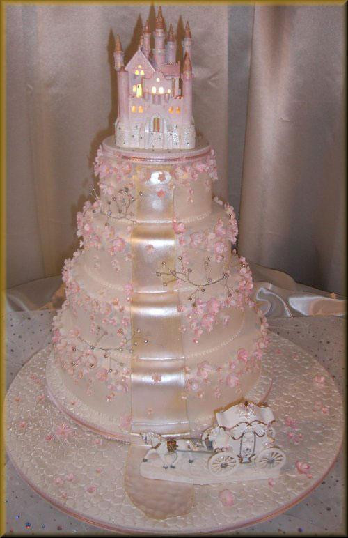 Cinderella Wedding Cakes  Cinderella Wedding Cake Ideas Knot For Life