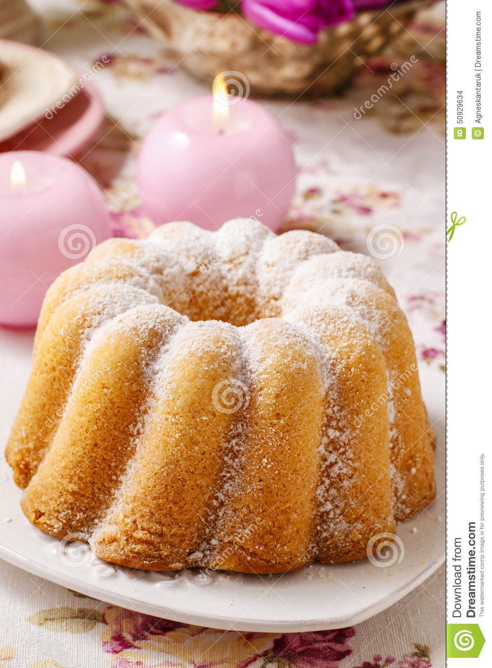 Classic Easter Desserts  Traditional easter cake stock photo Image of glazed