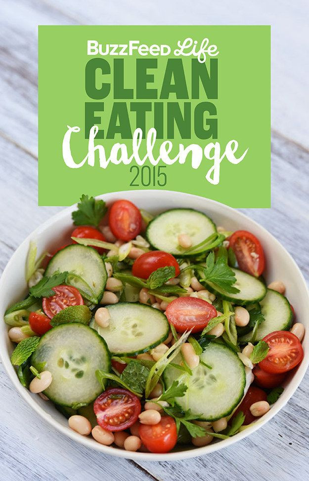 Clean And Healthy Eating  25 Best Ideas about Clean Eating Challenge on Pinterest