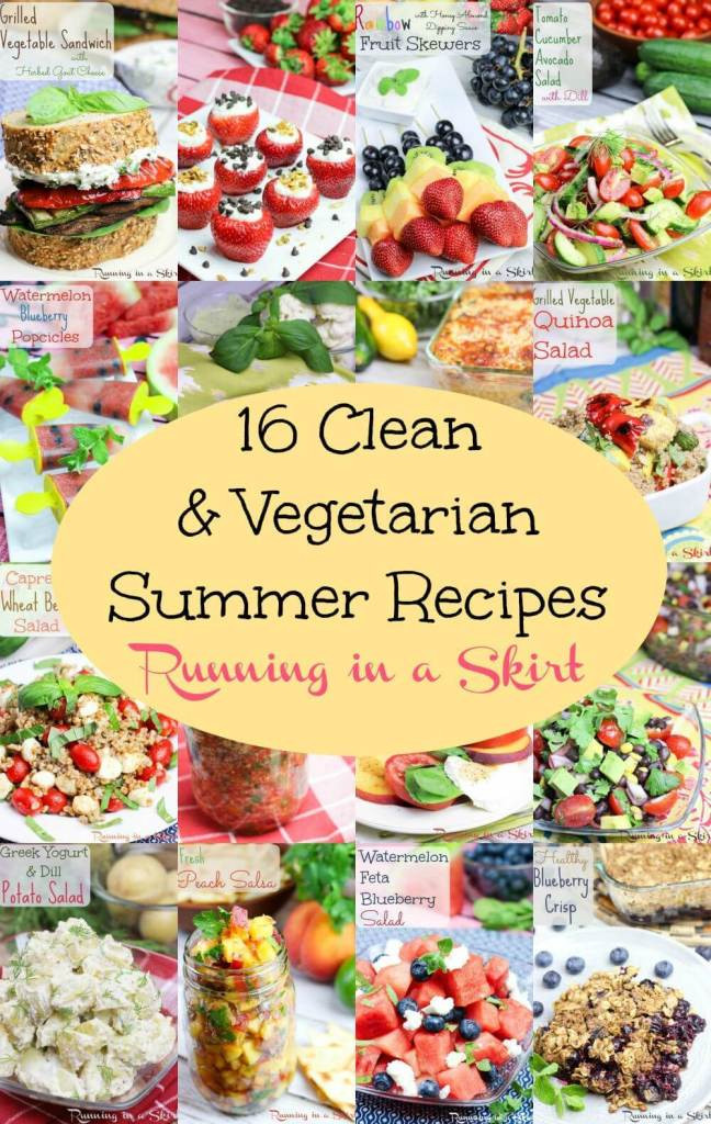 Clean Eating Summer Recipes  Clean Eating & Ve arian Recipes for Labor Day