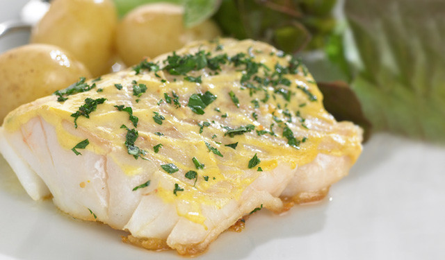 Cod Fish Recipes Healthy  Baked Cod Fish Recipe WorldRD by Layne Lieberman RD