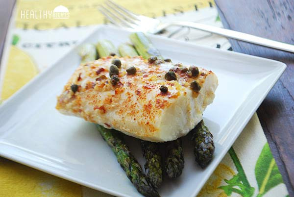 Cod Fish Recipes Healthy  Baked Cod