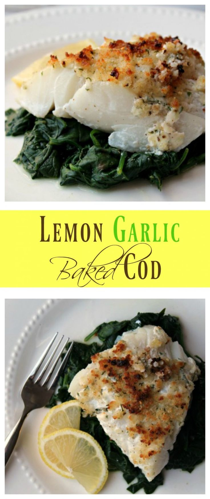 Cod Fish Recipes Healthy  100 Cod recipes on Pinterest
