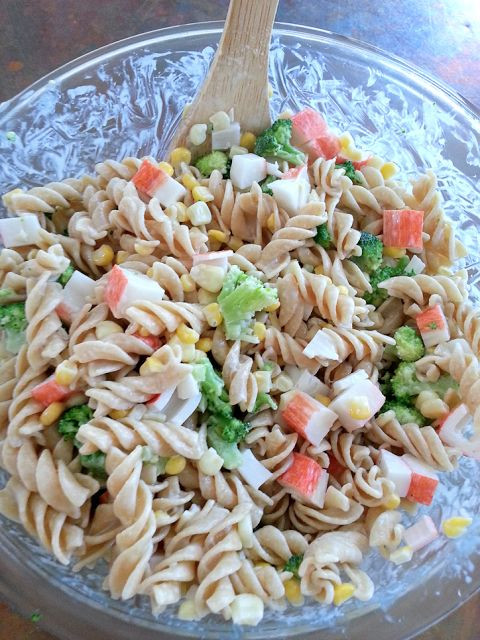 Cold Summer Side Dishes  The 51 best images about COLD CREAMY ITALIAN PASTA SALAD