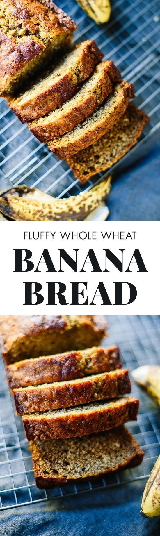 Cookie And Kate Healthy Banana Bread  518 best hearty breakfasts images on Pinterest