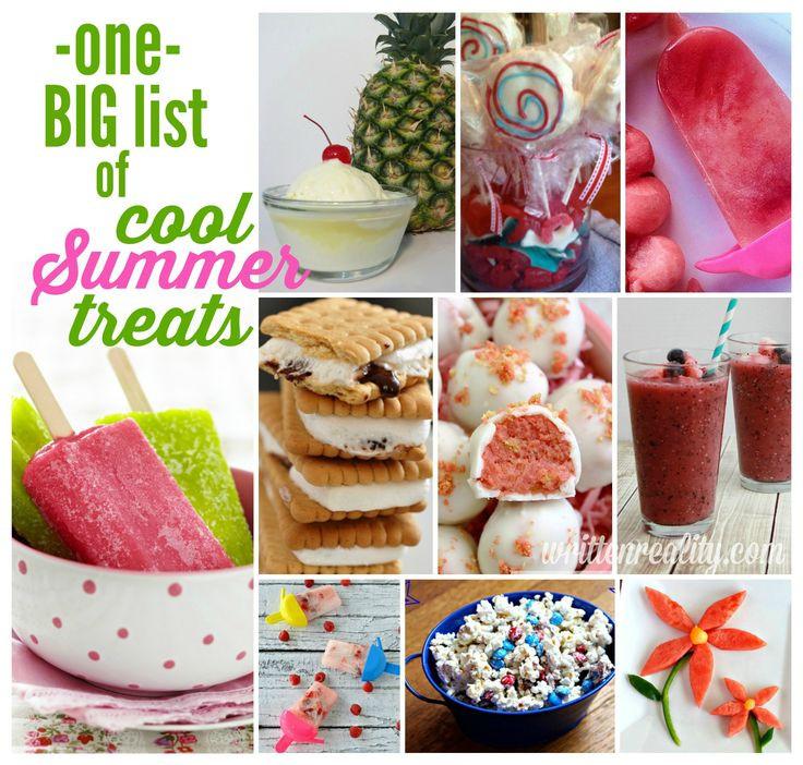 Cool Summer Desserts  Summer Dessert Recipes