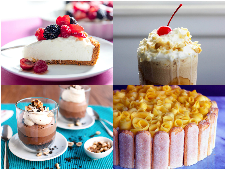 Cool Summer Desserts  15 No Bake Dessert Recipes for a Cool Summer Kitchen