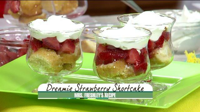 Cool Summer Desserts  Mrs Freshley's cool summer dessert recipes