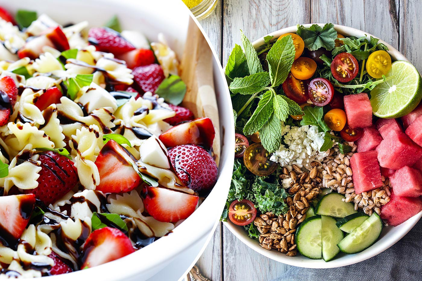 Cool Summer Dinners  6 Meals to Keep You Cool This Summer