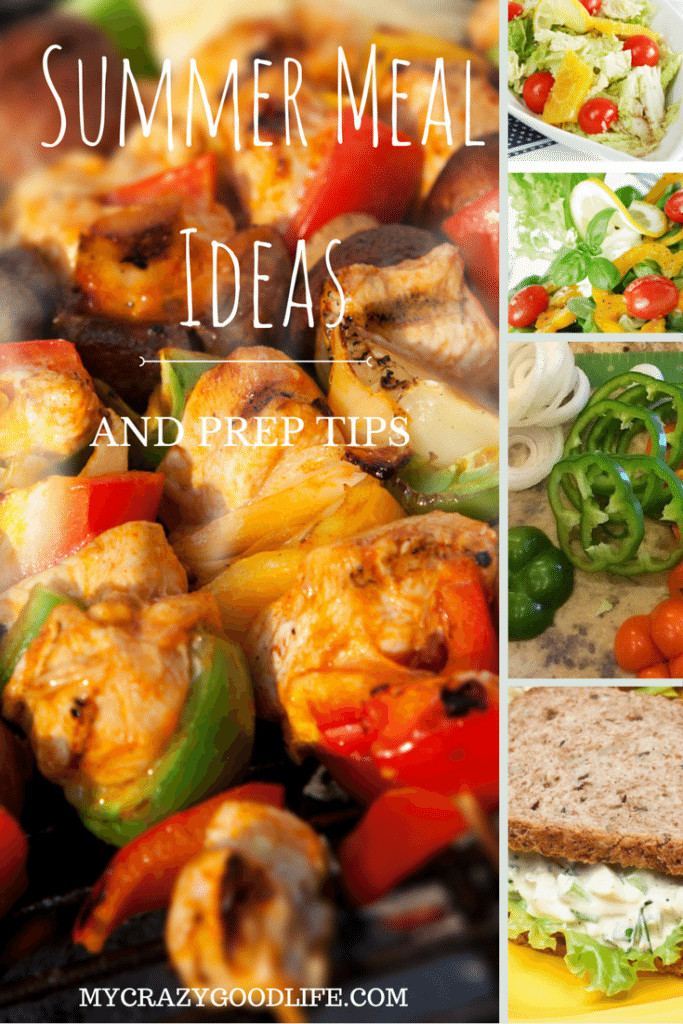 Cool Summer Dinners  Summer Meal Ideas To Keep You Cool