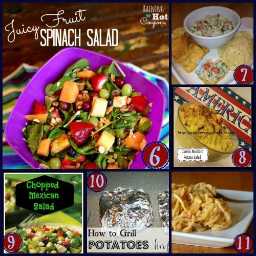 Cool Summer Dinners  Cool Summer Meals Roundup & Link Up Modern Christian