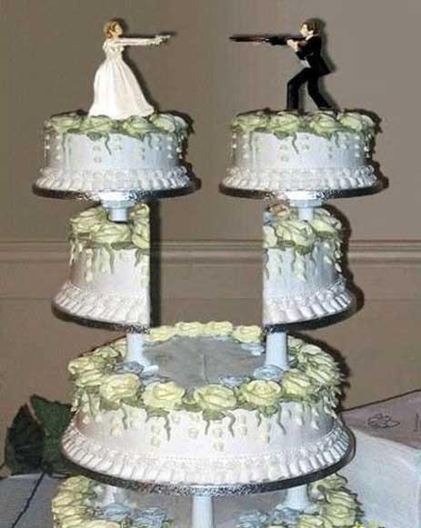 Cool Wedding Cakes  Unique Wedding Cake Ideas – Joy Turner