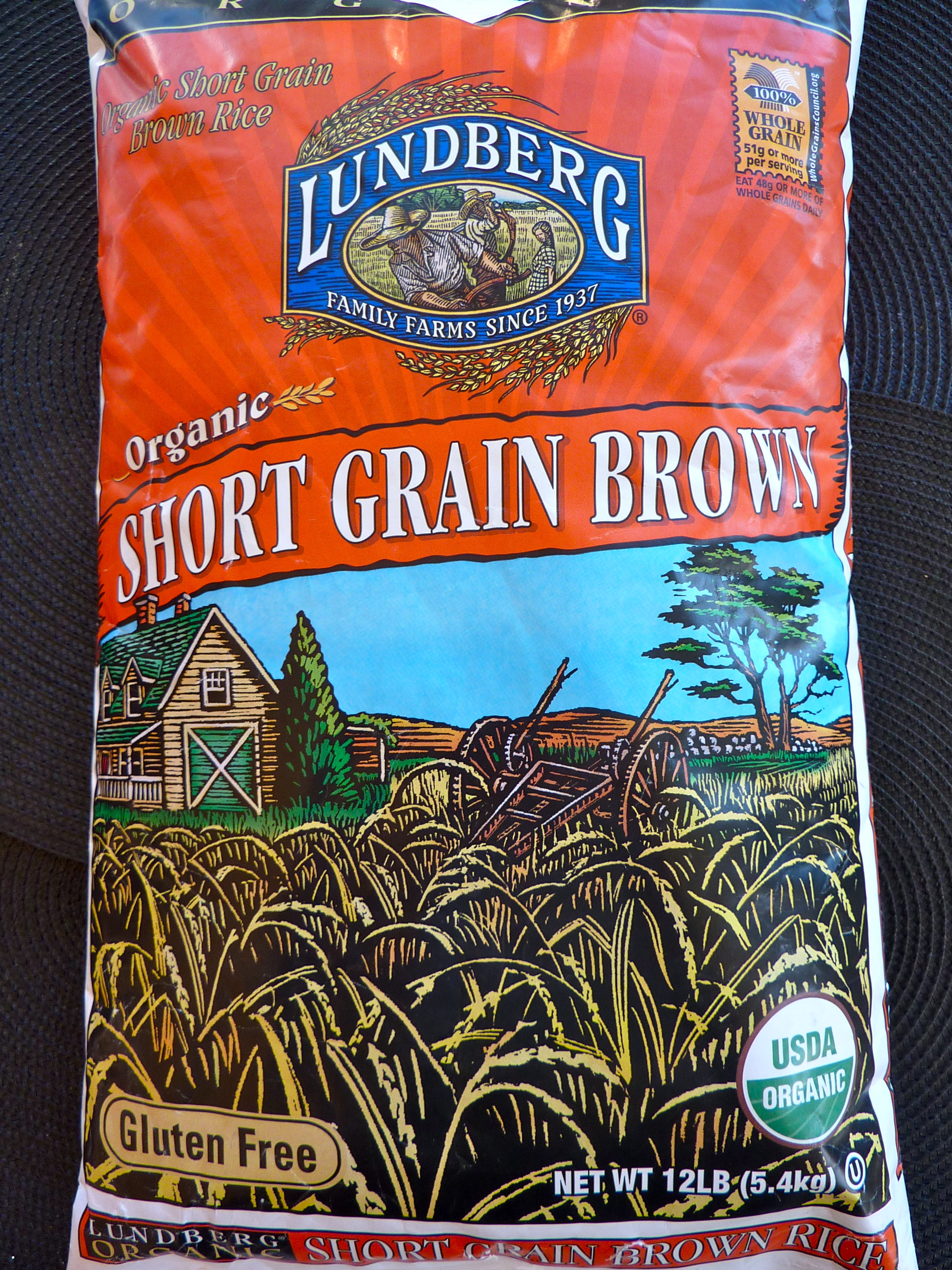 Costco Organic Brown Rice  301 Moved Permanently