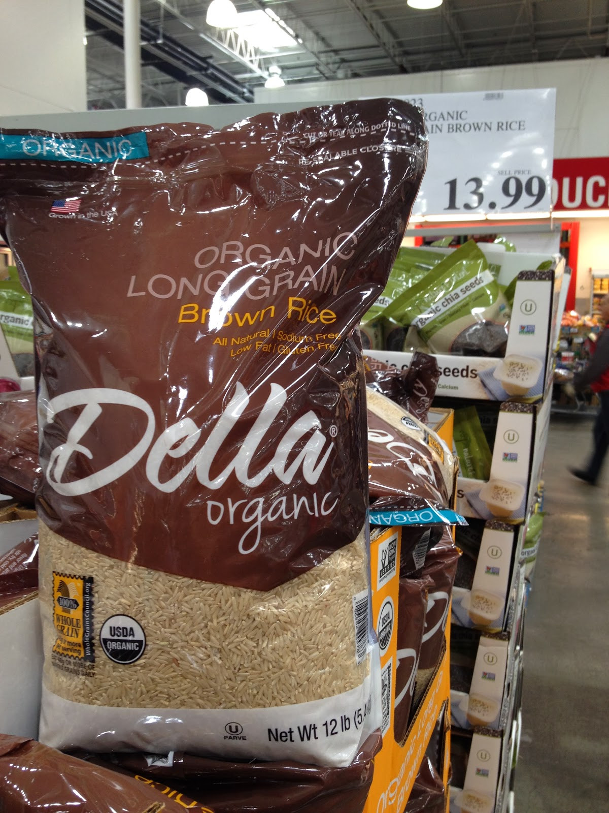 Costco Organic Brown Rice  Do You Really Know What You re Eating New items at