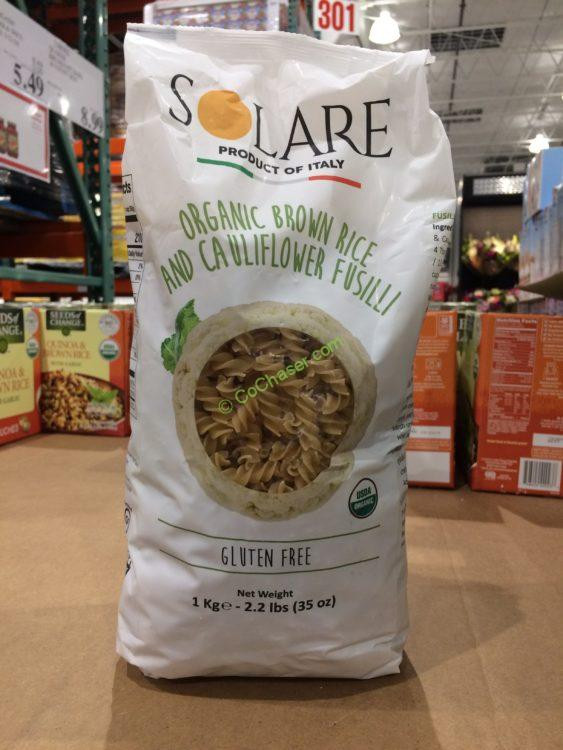 Costco Organic Brown Rice  Solare Organic Brown Rice and Cauliflower 2 2 Pounds