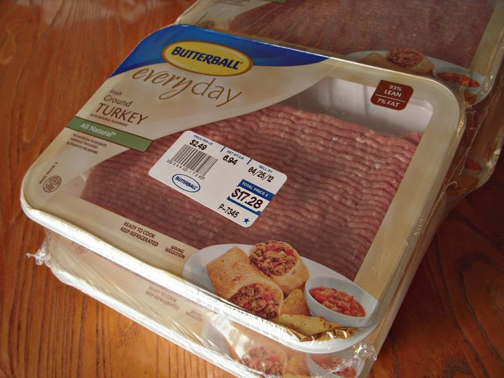 Costco Organic Ground Turkey  21 best images about Costco must haves on Pinterest
