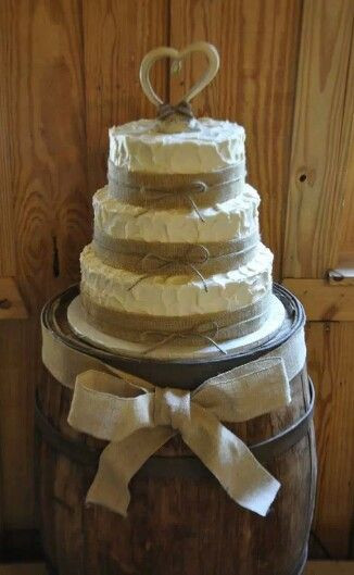 Country Chic Wedding Cakes  17 Best images about Country Wedding Cakes on Pinterest