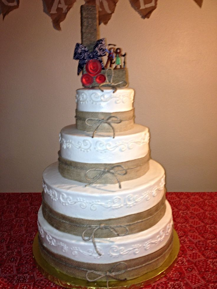 Country Style Wedding Cakes  Country style wedding cakes idea in 2017