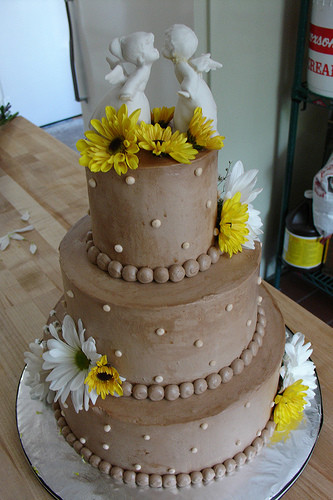 Country Style Wedding Cakes  Tereza s blog Country wedding cakes are a lot simpler