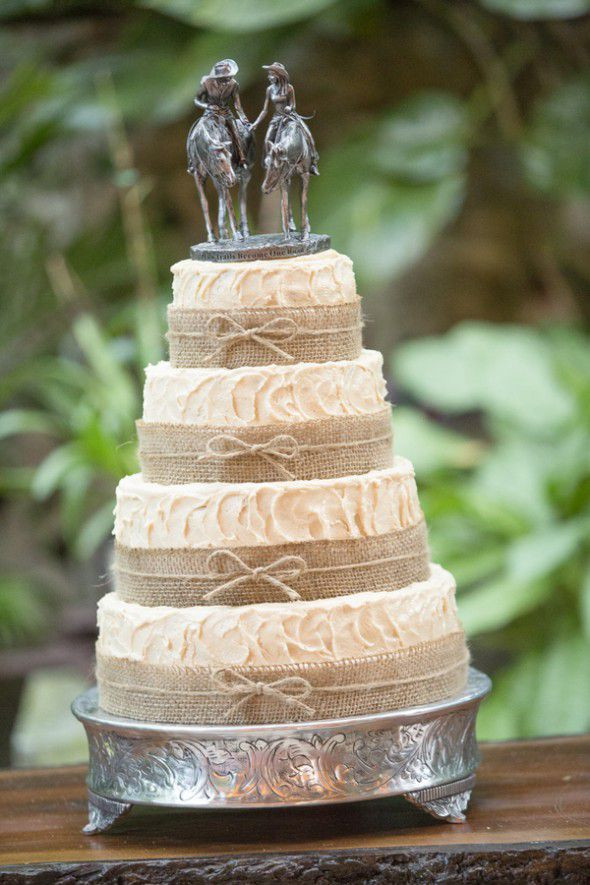 Country Wedding Cakes  Unique Wedding Cake Toppers Rustic Wedding Chic