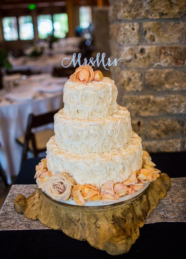 Country Wedding Cakes  Country Wedding Cake Ideas Rustic Wedding Chic