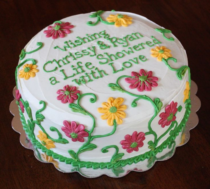 Couples Wedding Shower Cakes  44 Best images about Wedding Shower Cakes on Pinterest