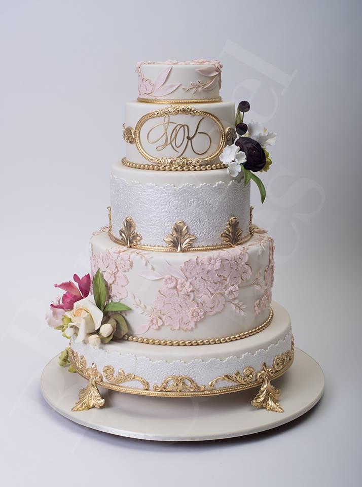 Coutoure Wedding Cakes  Wedding Wish List Wednesday Ron Ben Israel Cakes Simple