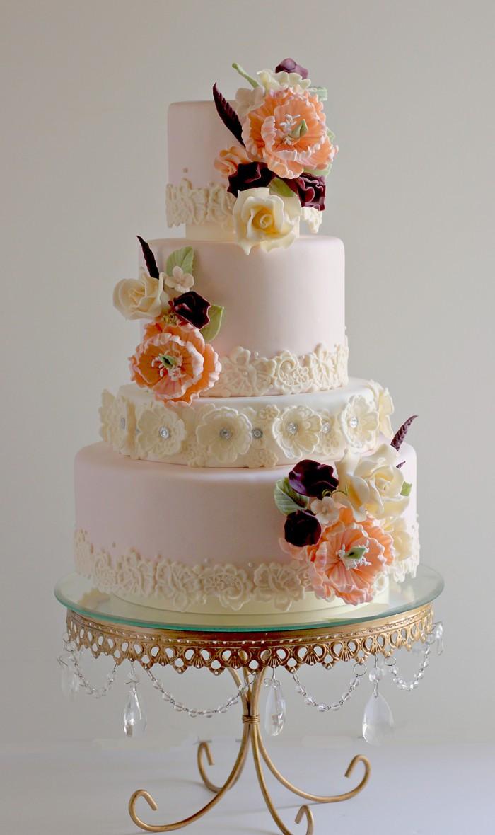 Coutoure Wedding Cakes  Wedding Cakes